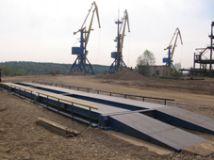 Автомобильные весы ВСА-Р100000М-21